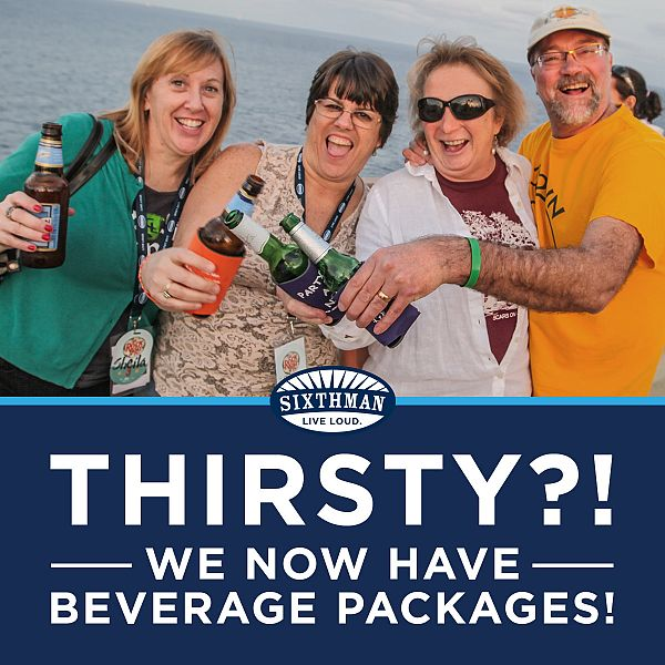 Beverage Packages are Now Available for Purchase!