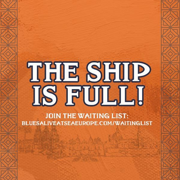 This Ship is Full, But There's Still a Chance to Get On Board!