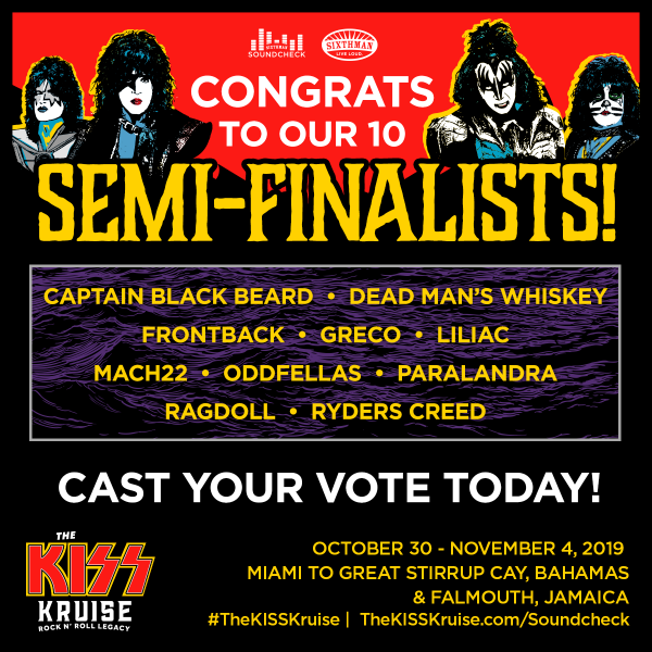 Announcing Your Soundcheck Semi-Finalists!