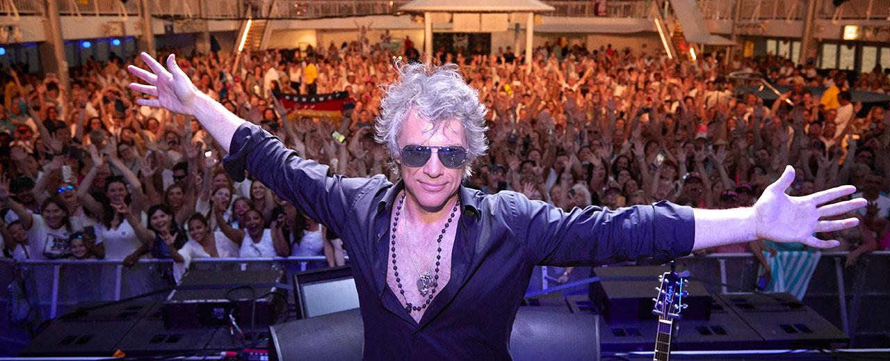 Runaway to Paradise with Jon Bon Jovi: Mediterranean