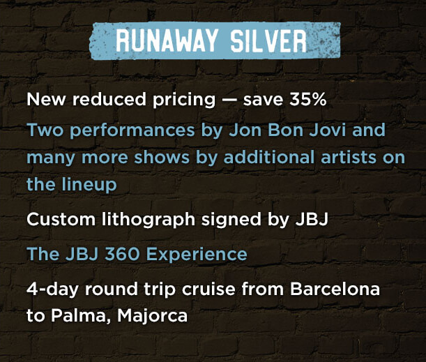 Runaway Silver
