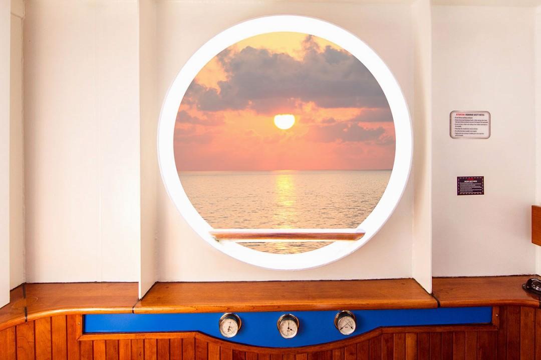 Deluxe Oceanview with Navigator's Verandah