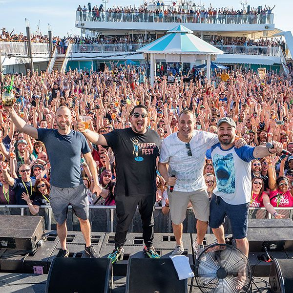 Impractical Jokers Cruise 2020.What S Included