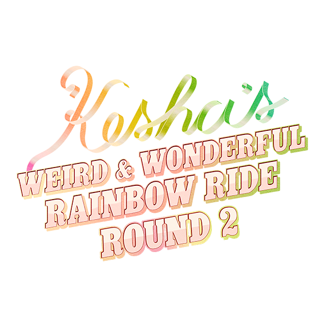 Kesha's Weird & Wonderful Rainbow Ride 2