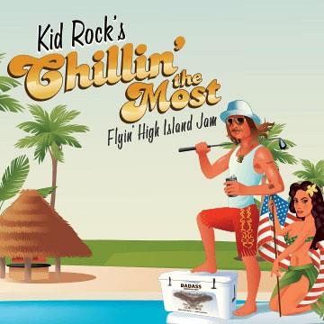 Kid Rock's Chillin' The Most Flyin' High Island Jam