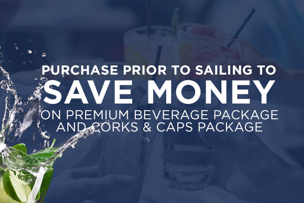 Pre-Sail Savings
