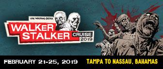Walker Stalker Cruise 2019